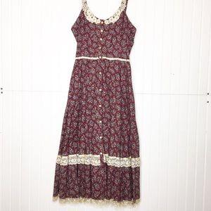 Gunne Sax | Vintage Dress